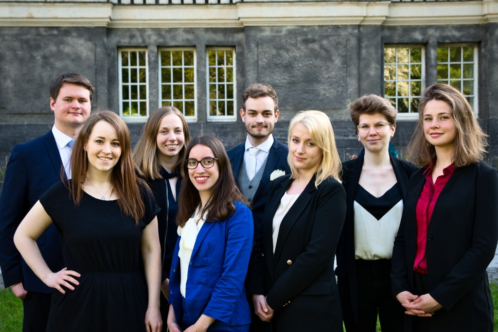 HanseMUN Board of 2019/2020
